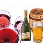 Користь алкоголю в малих дозах