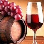 Користь червоного вина для організму людини