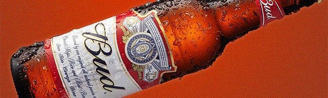 Популярний напій - пиво бад