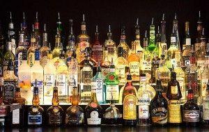 міцні спиртні напої