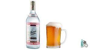 Горілка і пиво