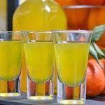 Святкова настоянка з мандаринів на горілці (спирті, самогоні)
