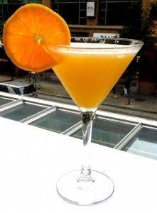 абрикосовий коктейль