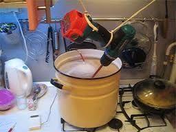 Приготування браги