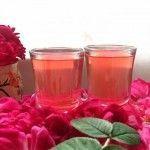Проста настоянка з пелюсток чайної троянди