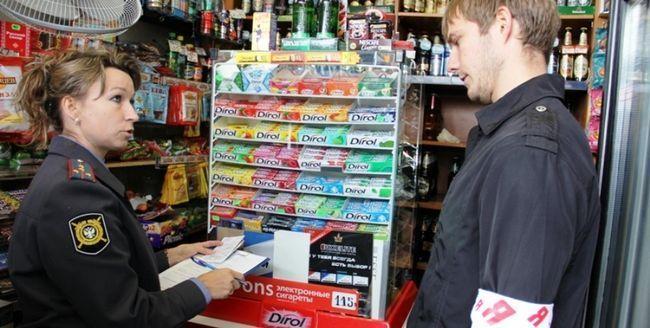 Розмір штрафу та відповідальні за продаж алкоголю неповнолітнім