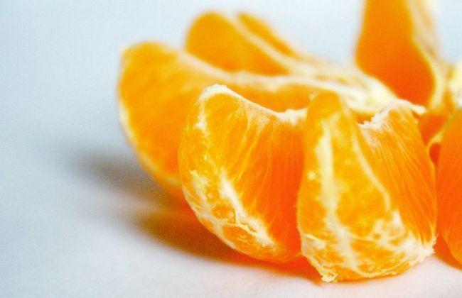 Рецепт мандариновою настойки (горілки)