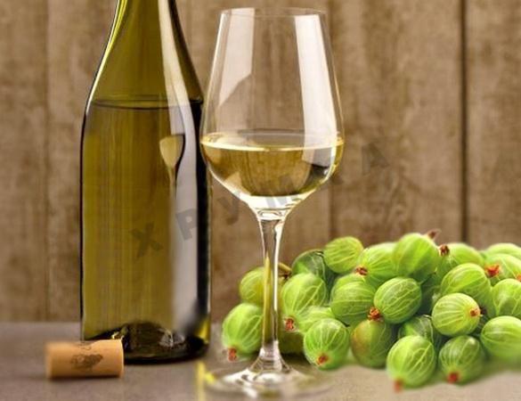 Домашнє вино з агрусу