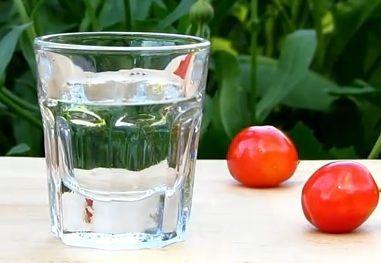 рецепт черешневого самогону без дріжджів
