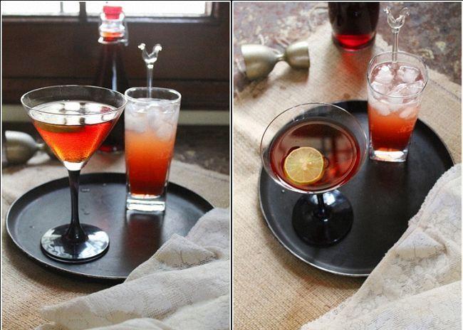 Як і з чим пити вишневий лікер