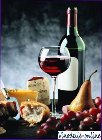 Рекомендації щодо вживання вина в лікувальних цілях