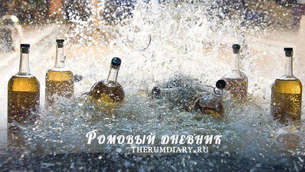 Ромовий щоденник: блог про ремесло барменів