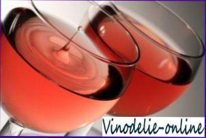 Рожеве вино