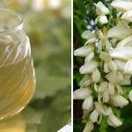 Саморобний вино з квіток білої акації (нектару)