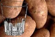 Самогон з картоплі