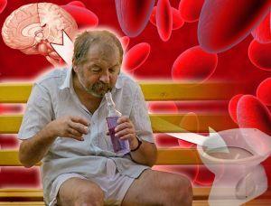 Скільки тримається алкоголь в крові після запою