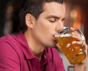 Скільки тримається перегар від пива