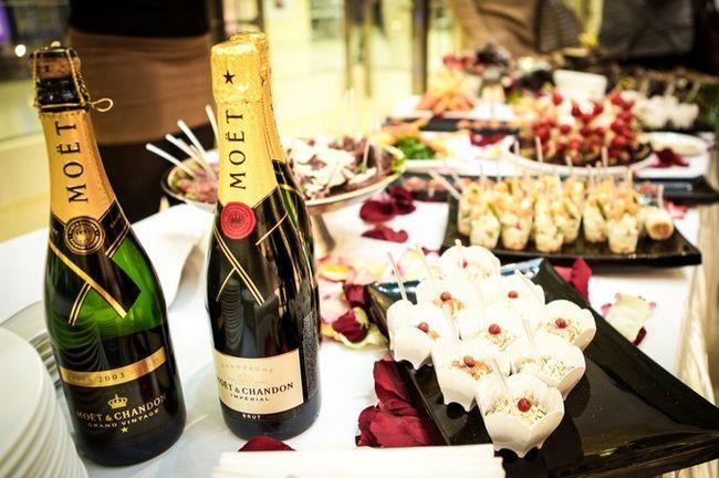 Скільки градусів в шампанському залежить від виду напою