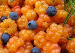 ягоди морошки