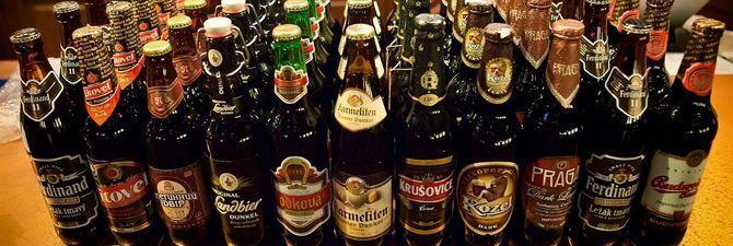 Сорти чеського пива - кращі марки, традиційні закуски