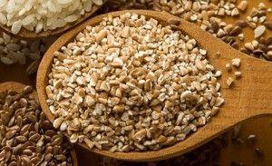 Пшенична крупа