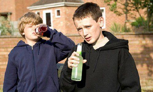 Син п`є: що робити, щоб допомогти?