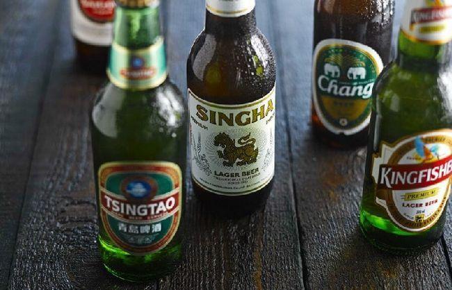 Тайський алкоголь і що п`ють в тайланді