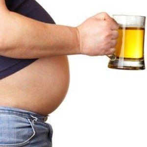 Живіт від пива