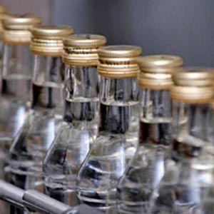 В україні скоротилися обсяги виробництва горілки