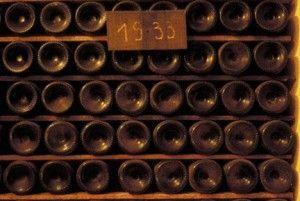 витримка вина в пляшках