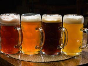 Види алкогольних напоїв по фортеці