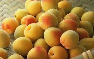 стиглі абрикоси