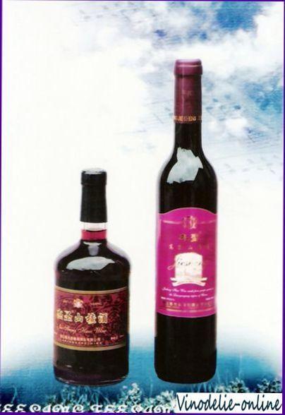 Вино з глоду