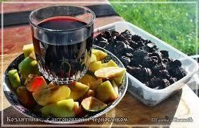 Вино з чорносливу
