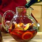 Вино сангрія - смачний освіжаючий напій з іспанії