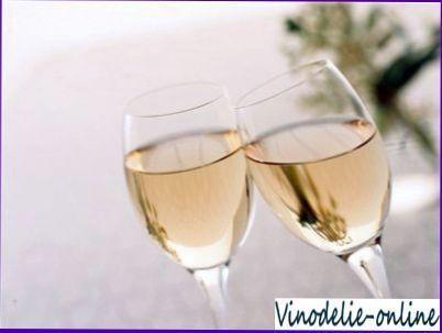 Виноградно-яблучне вино