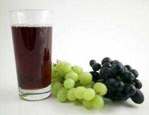 Виноградний сік - смак, знайомий з дитинства