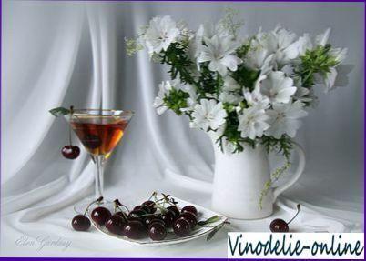 Вишневе вино