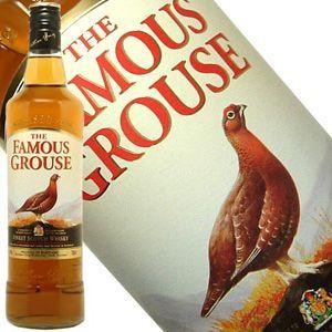 Віскі the famous grouse finest