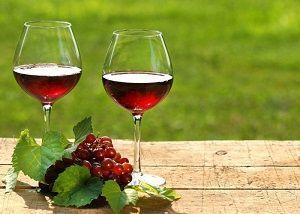 Смачне і корисне вино з калини