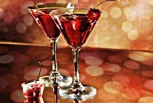 Смачні коктейлі на новий рік