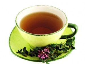 чай з чебрецем