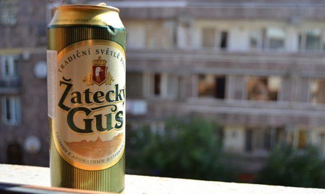 Види чеського пива в Росії