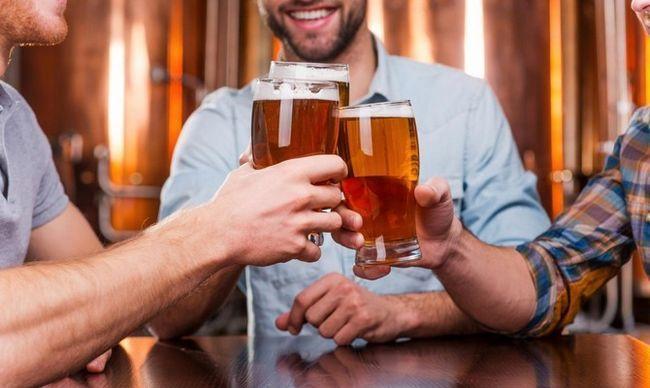 Користь чеського пива