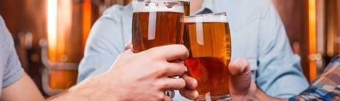 Вплив пива на внутрішні органи людини