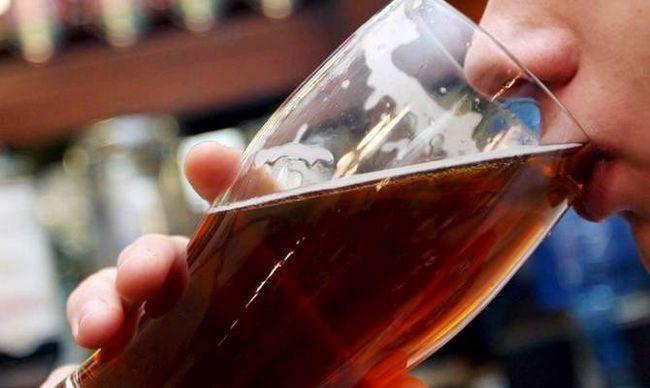 Вплив пива на внутрішні органи людини фото