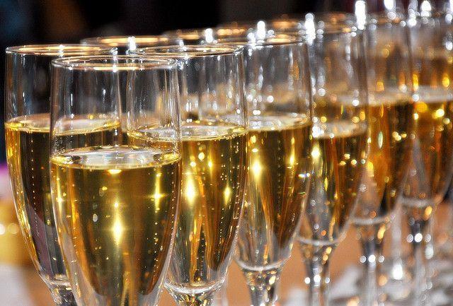 Шкода і користь шампанського для організму людини