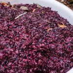 Вторинне вино з макухи (мезги) винограду або яблук