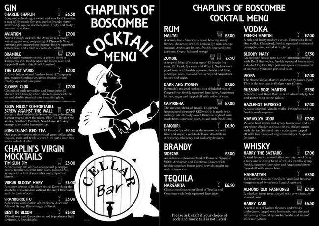 Вибираємо формат свого бару: коктейльний ресторан