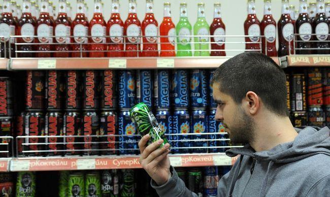 Енергетики - заборонені напої для Москви і регіонів